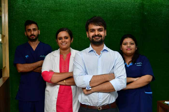 Best dentist in Ranchi, Dental doctors team